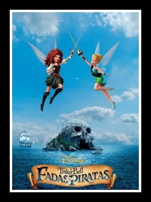 01 - Tinker Bell - Fadas e Piratas